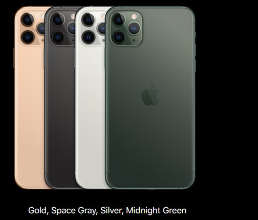 color alternatives for iphone 11
