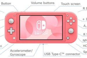 Nintendo Switch Lite Features 3