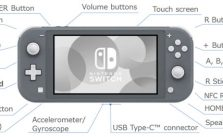 Nintendo Switch Lite Difference