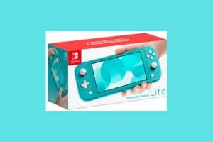 Nintendo Switch Lite Netflix 4