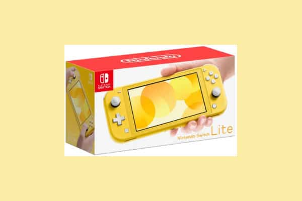 Nintendo Switch Lite Dockable