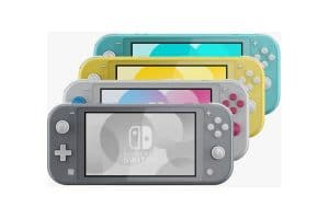Nintendo Switch Lite Vs 3Ds 7