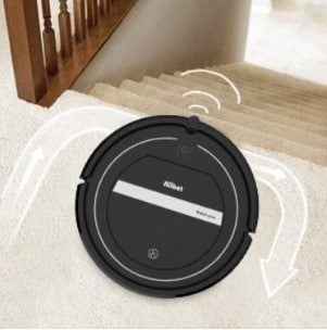 robot vacuum for thick carpet