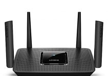 Linksys Mesh WiFi Router (Tri-Band Router, Wireless Mesh Router for Home AC2200), Future-Proof MU-MIMO Fast Wireless Router 4