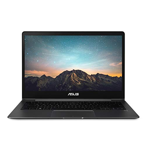 "ASUS ZenBook 13 Ultra-Slim Laptop- 13.3"" Full HD Wideview, 8th Gen Intel Core I5-8265U, 8GB LPDDR3, 512GB PCIe SSD, Backlit KB, Fingerprint, Windows 10- UX331FA-AS51 Slate Grey"