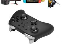 GuliKit King Kong Pro Bluetooth Gamepad Smart Wireless Controller Joysticks with Auto Pilot Gaming for Nintendo Switch Windows PC Android Steam NS09 2