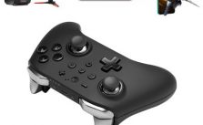 GuliKit King Kong Pro Bluetooth Gamepad Smart Wireless Controller Joysticks with Auto Pilot Gaming for Nintendo Switch Windows PC Android Steam NS09