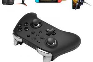 GuliKit King Kong Pro Bluetooth Gamepad Smart Wireless Controller Joysticks with Auto Pilot Gaming for Nintendo Switch Windows PC Android Steam NS09 1