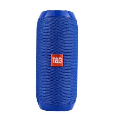 TG117 Outdoor Bluetooth Speaker 20w USB Waterproof Portable Wireless Column Support Box TF Card FM Radio Aux Input