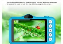 High List Anti-Children Camera Shooting Dual Camera Mini Digital Camera Educational Toy 3