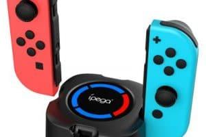 iPEGA PG - 9177 Charging Dock for Nintendo Switch JoyCon 4