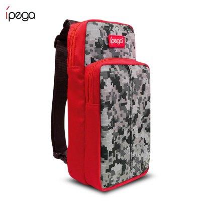 iPEGA PG - 9183 Crossbody Storage Bag Game Accessories Organizer for N-Switch
