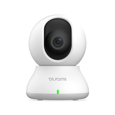 Blurams Dome Lite 1080P WiFi IP Camera Home Security CCTV Camera Pan Tilt Zoom Function Two Way Audio Night Vision