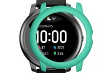 TAMISTER Ultra Light PC Colorful Smart Watch Sports Protective Case for Xiaomi Haylou Solar LS05 6