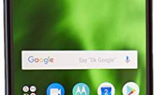 Motorola Moto G6 (32GB, 3GB RAM) Dual SIM 5.7″ 4G LTE (GSM Only) Factory Unlocked Smartphone International Model XT1925-2 (Deep Indigo)