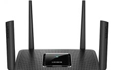 Linksys MR9000 Mesh Wi-Fi Router (Tri-Band Router, Wireless Mesh Router for Home AC3000), Future-Proof MU-Mimo Fast Wireless Router