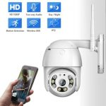 Icy Outdoor Camera H.265X 1080p Speed CCTV Security Cameras IP Camera WIFI Exterior 2MP IR Home Surveilance