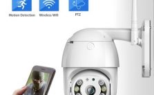 Icy Outdoor Camera H.265X 1080p Speed CCTV Security Cameras IP Camera WIFI Exterior 2MP IR Home Surveilance