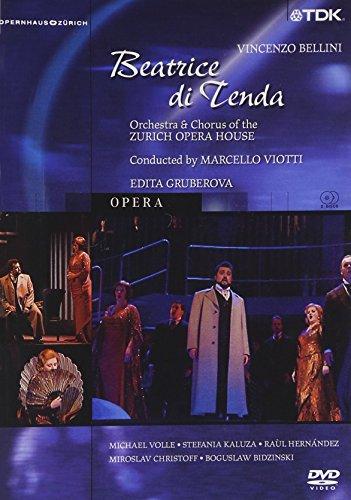 Bellini - Beatrice di Tenda / Daniel Schmid - Gruberova, Volle, Kaluza - Viotti - Zurich Opera