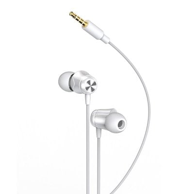 Baseus Encok H13 Wire Control 3.5MM In-line Interface Wire Control Wired Headset With Wheat Headset Phone Headset