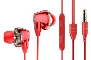 Baseus Encok H10 Electroplating Double Action Coil Wire Control Headset Mobile Phone Headset 2