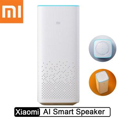 Xiaomi AI Smart Speakers wifi Bluetooth 4.0 Voice Remote Control Smart Home Light Music Player