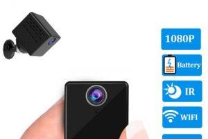 Vstarcam 1080P Mini Camera C90S Rechargeable Battery  IP Camera Security 6