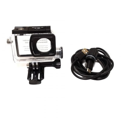 Motorcycle Camera Waterproof Case Set Motorcycle Charge And Record