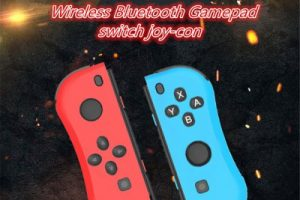 ZL-NS001 wireless controller NS left and right Bluetooth sensor gamepad grip  Joy-Con Switch 3