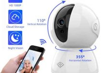 Icy HD 1080P Wireless IP Camera Intelligent Home Security Surveillance CCTV Network Wifi Camera 1