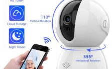 Icy HD 1080P Wireless IP Camera Intelligent Home Security Surveillance CCTV Network Wifi Camera