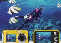 Dual Screen Camera Waterproof HD Digital Camera DV Camera 5