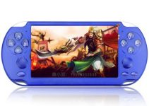 Dual Joystick Psp Handheld 5.1 Inch 8G Handheld 1Wgbanesfc Game Console 2
