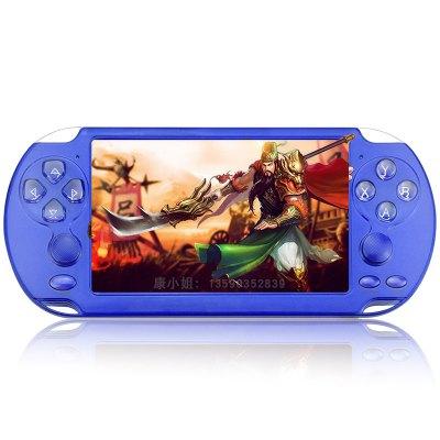 Dual Joystick Psp Handheld 5.1 Inch 8G Handheld 1Wgbanesfc Game Console