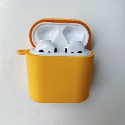 Hard PC Matte Earphone Case For Xiaomi Mi Air 2/2s for Xiaomi Air 2s Solid Color Cover TWS Bluetooth Wireless Headphone Cases