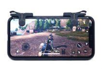 2PCS Mobile Game Triggers L1 R1 Controller Joystick Fire Button Aim Key for PUBG 1