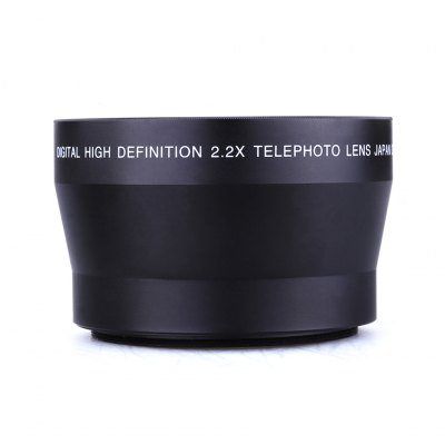 52mm 0.45X Digital Film Coated Wide-angle Lens