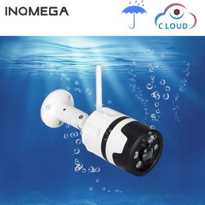INQMEGA Outdoor IP Camera  Wifi 1080P  Waterproof Security Camera