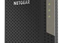 NETGEAR Nighthawk Cable Modem CM1200 - Compatible with All Cable Providers Including Xfinity by Comcast, Spectrum, Cox | For Cable Plans Up to 2 Gigabits | 4 x 1G Ethernet Ports | DOCSIS 3.1, Black 6