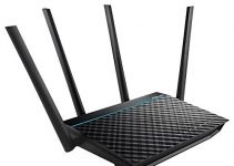 ASUS Wireless-AC1700 Dual Band Gigabit Router (Up to 1700 Mbps) with USB 3.0 (RT-ACRH17) 5