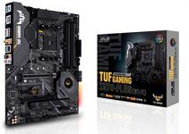 Asus AM4 TUF Gaming X570-Plus (Wi-Fi) AM4 Zen 3 Ryzen 5000 & 3rd Gen Ryzen ATX Motherboard With PCIe 4.0, Dual M.2, 12+2 With Dr. MOS power stage, USB 3.2 Gen 2 And Aura Sync RGB lighting 6