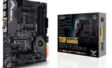 Asus AM4 TUF Gaming X570-Plus (Wi-Fi) AM4 Zen 3 Ryzen 5000 & 3rd Gen Ryzen ATX Motherboard With PCIe 4.0, Dual M.2, 12+2 With Dr. MOS power stage, USB 3.2 Gen 2 And Aura Sync RGB lighting