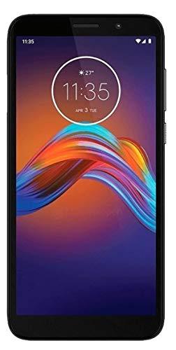 Motorola Moto E6 Play XT2029-1 32GB Unlocked GSM Dual SIM Phone w/ 13MP Camera - Steel Black