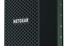 NETGEAR Cable Modem CM700 - Compatible with All Cable Providers Including Xfinity by Comcast, Spectrum, Cox | For Cable Plans Up to 500 Mbps | DOCSIS 3.0 2
