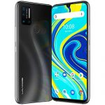 UMIDIGI A7 Pro Unlocked Cell Phones(4GB+128GB) 6.3″ FHD+ Full Screen, 4150mAh High Capacity Battery Smartphone with 16MP AI Quad Camera, Android 10 and Dual 4G Volte(Cosmic Black).