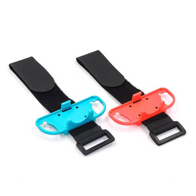 1 Pair Adjustable Elastic Dance Wrist Band Strap Wristband For Nintendo Switch Just Dance 2019 Joy-Con Controller Armband