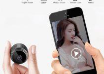 Icy Mini Wireless Camera  WiFi HD 1080P Home Security Night Vision Wireless Surveillance Camera Remote Monitor Phone Camera 5