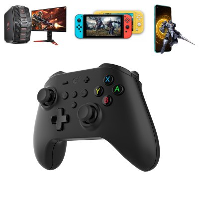 GuliKit King Kong Bluetooth Controller Wireless Gamepad Joysticks with Autopilot Gaming Motion Sense for Nintendo Switch / Lite PC Android Steam NS08