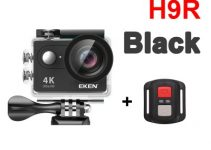 EKEN H9R / H9 Action Camera Ultra HD 4K / 30fps WiFi 2.0 inch 170D Underwater Waterproof Helmet Video Recording Cameras Sport Cam 4