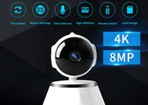 ICY Security Camera HD  Wireless IP Camera Intelligent Auto Tracking Of Home Security Wifi Camera - 720P 6